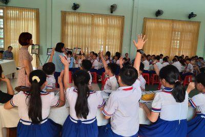 Chuyên đề: Dạy học tích hợp môn Khoa học lớp 5