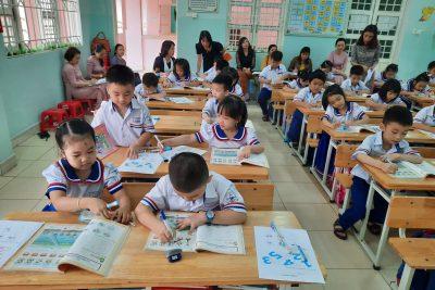 Chia sẻ dạy học lớp 1 chuơng trình giáo dục phổ thông